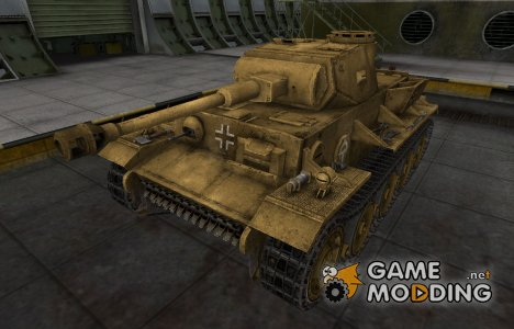 Немецкий скин для VK 36.01 (H) for World of Tanks
