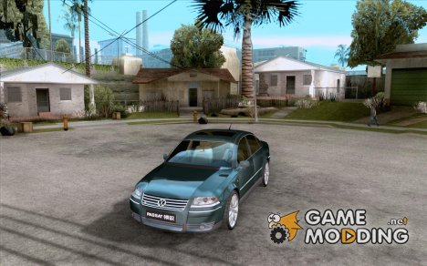 Volkswagen Passat B5+ W8 4Motion for GTA San Andreas