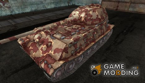 шкурка для VK4502(P) Ausf. B №56 for World of Tanks