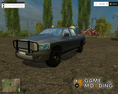 Dodge Ram для Farming Simulator 2015