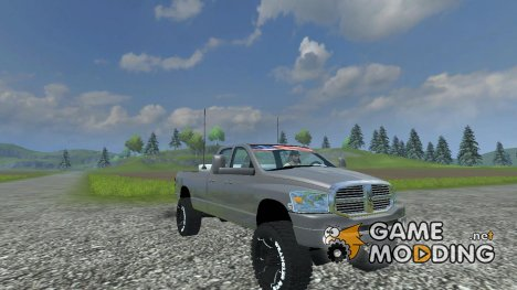 Dodge Cummins 2008 v 2.0 для Farming Simulator 2013