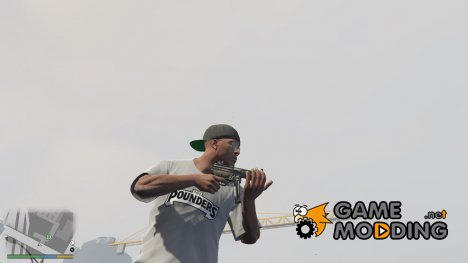 PAYDAY 2 MP5KA4 1.9.1 for GTA 5