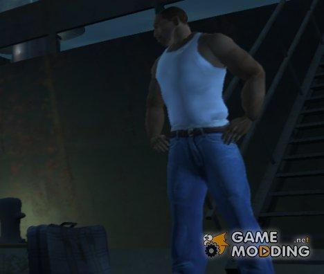 Карл Джонсон (CJ) for GTA 4
