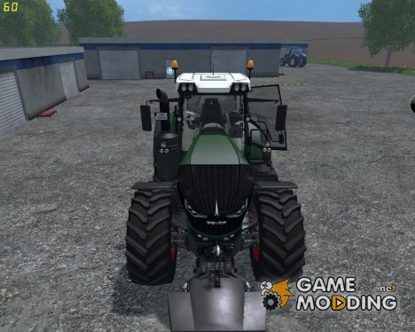 Fendt Vario 1050 v3.0 for Farming Simulator 2015