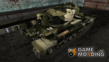 T34 Realmannn for World of Tanks