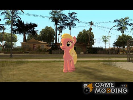 Lily (My Little Pony) для GTA San Andreas