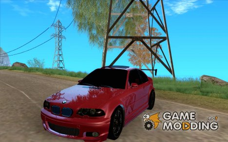 Bmw 330 Tuning for GTA San Andreas