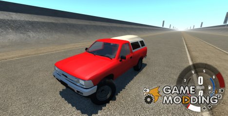 Toyota 4Runner for BeamNG.Drive