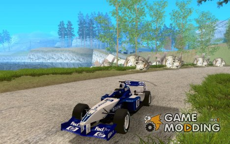 BMW F1 Williams для GTA San Andreas