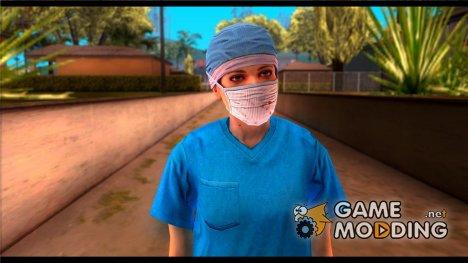 Fear 2 Doctors v.2 для GTA San Andreas