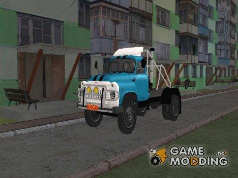 Газ 52 Тюнинг for GTA San Andreas