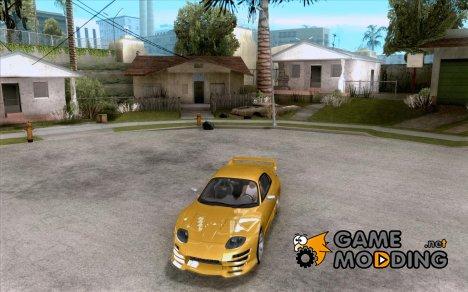 Mitsubishi FTO Tuning для GTA San Andreas