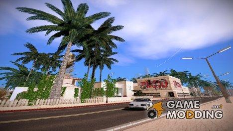 Пак графических модов для слабых ПК V 2.0 for GTA San Andreas