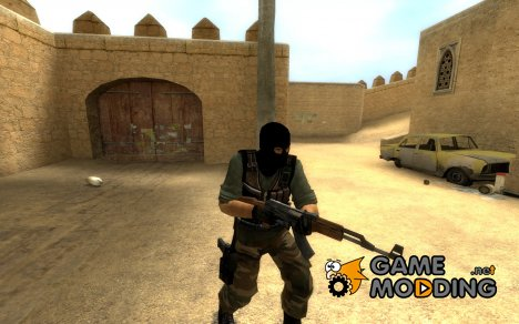 The_Websurfer Woodland Terror для Counter-Strike Source