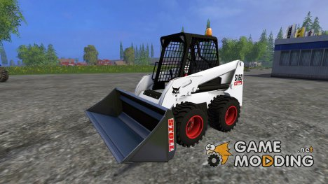 Bobcat S160 для Farming Simulator 2015