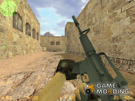M4A1 Страж для Counter-Strike 1.6