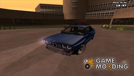 BMW M3 E30 WITH ROOF TRUNK - Jaras для GTA San Andreas