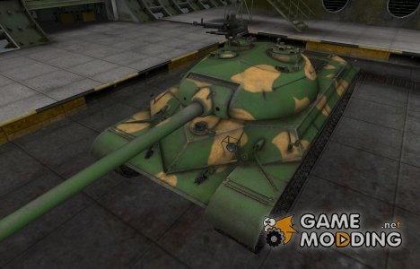 Камуфляж для WZ-111 для World of Tanks