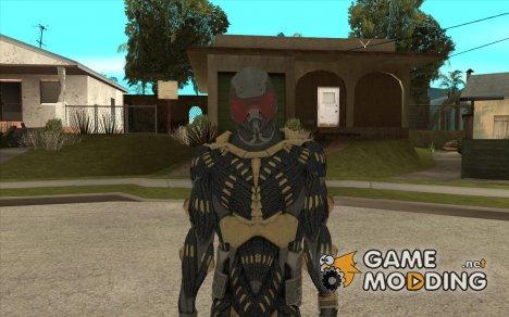 Crysis skin для GTA San Andreas