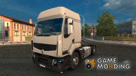 Renault Premium Reworked v 2.3 for Euro Truck Simulator 2
