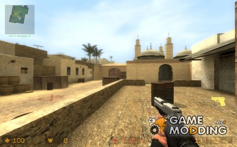 P288 Reskin for Counter-Strike Source