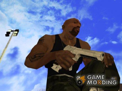 Desert Eagle из GTA 5 for GTA San Andreas