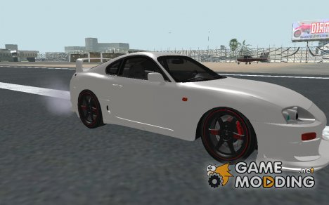 Toyota Supra Mark IV for GTA San Andreas