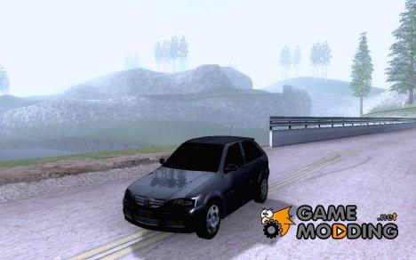 VW Gol G4 3p для GTA San Andreas