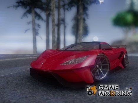 GTA V Overflod Tyrant для GTA San Andreas