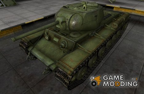 Шкурка для КВ-1С for World of Tanks