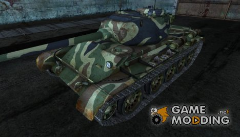 T-44 Rjurik для World of Tanks