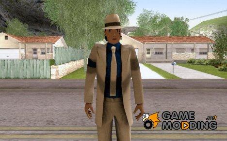 Michael Jackson Mod для GTA San Andreas
