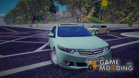 Honda Accord 2010 для GTA 3