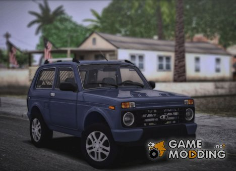 Lada Niva Urban V2 Stock for GTA San Andreas