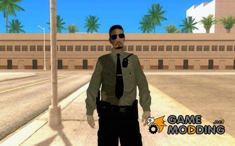 Шериф for GTA San Andreas