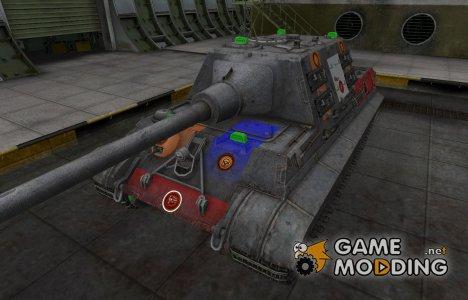 Качественный скин для Jagdtiger for World of Tanks
