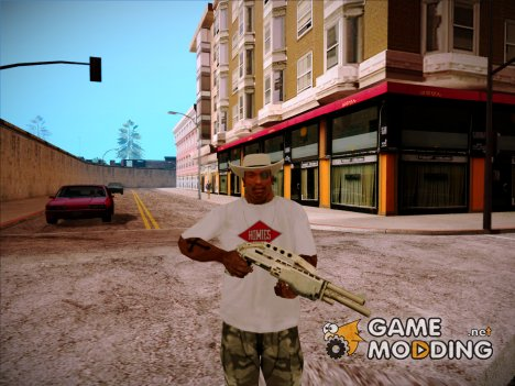 Ковбойская шляпа из GTA 4 v.1 для GTA San Andreas