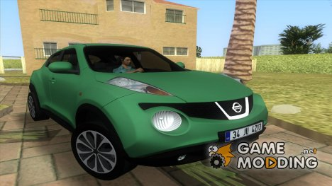 2012 Nissan Juke для GTA Vice City