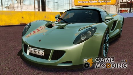 Hennessey Venom GT 2010 [EPM] for GTA 4