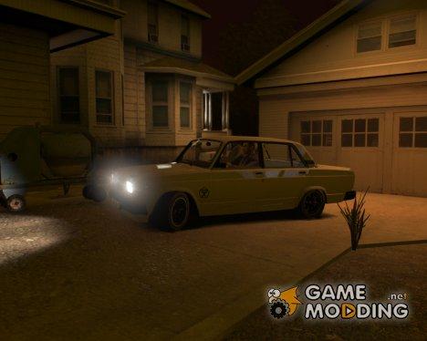 ВАЗ 2105 для GTA 4