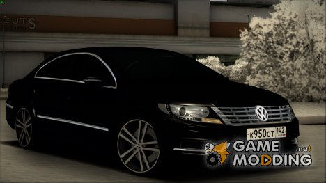 Volkswagen Passat CC AMG для GTA San Andreas