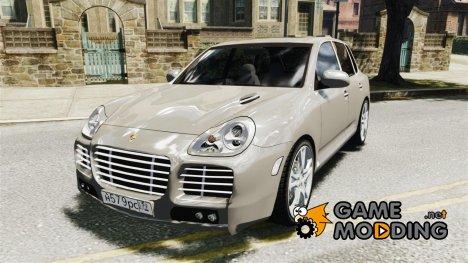 Porsche Cayenne Magnum для GTA 4