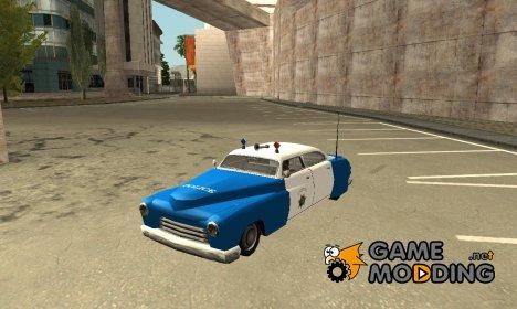 Hermes Classic Police Las-Venturas for GTA San Andreas