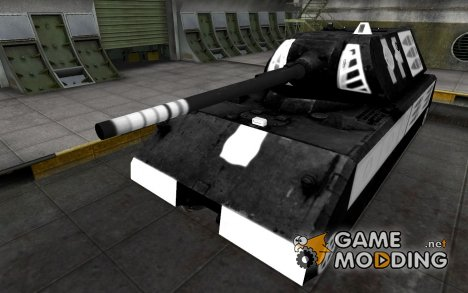 Зоны пробития Maus for World of Tanks