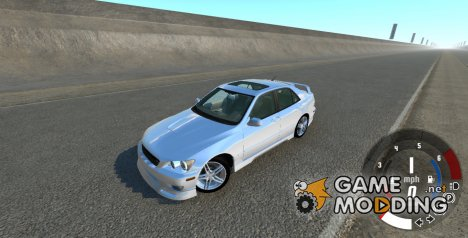 Toyota Altezza for BeamNG.Drive