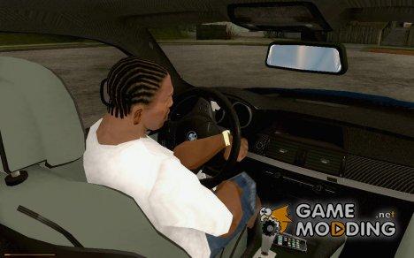 Активная приборная панель 3.1 для GTA San Andreas