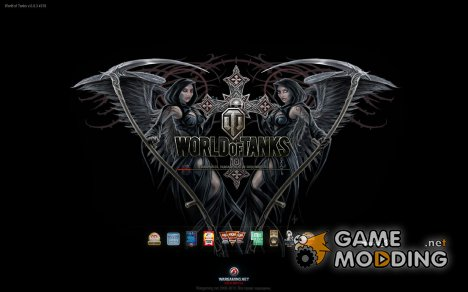 Заставки World of tanks с девушками for World of Tanks
