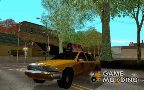1994 Chevrolet Caprice Taxi for GTA San Andreas