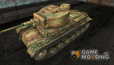 VK3001P NorthBear for World of Tanks