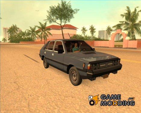 FSO Polonez 1500 for GTA Vice City